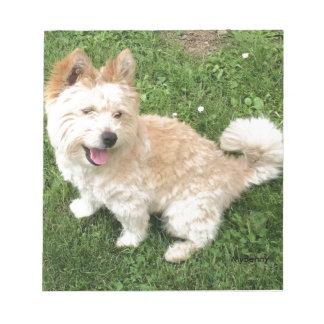 Notizblock für Hundeliebhaber