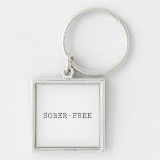 Nüchtern-Frei Schlüsselanhänger