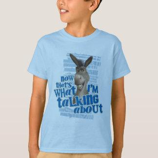 Nun da ist, über was ich spreche! T-Shirt