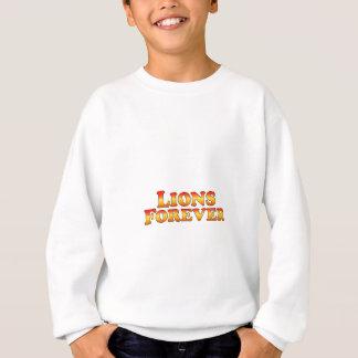 Nur Löwe-für immer - Kleidung Sweatshirt