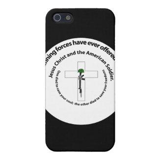 Nur zwei definierende Kräfte iPhone 5 Case