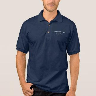 nursingchoseme.com-MANN-' s-SHIRT - Dunkelheit Poloshirt
