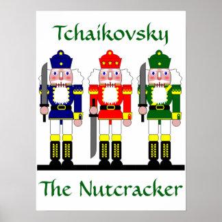 Nussknacker-personalisiertes Poster