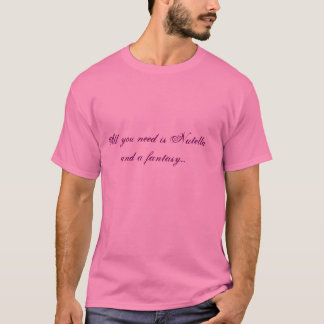 Nutella Fantasie T-Shirt