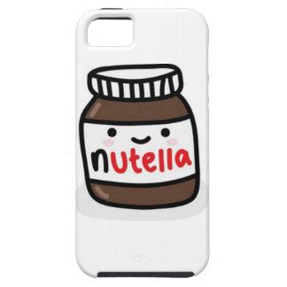 Nutella Telefon-Kasten iPhone 5 Cover