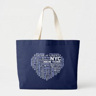 NYC Tasche - wählen Sie Art u. Farbe