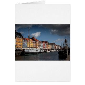 Nyhavn, Kopenhagen Karte
