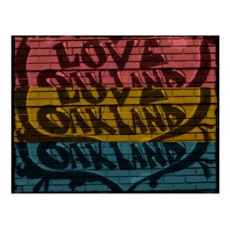 Oakland! Postkarten