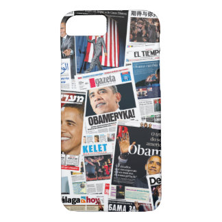 Obama 2008 International iPhone 6 Fall iPhone 8/7 Hülle