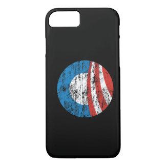 Obama Logo beunruhigter iPhone 7 Kasten iPhone 8/7 Hülle