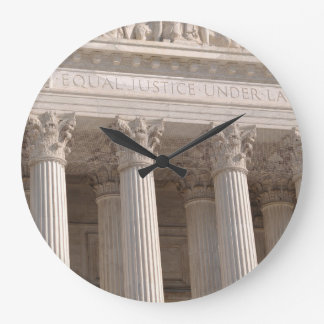 Oberstes Gericht der Vereinigten Staaten Große Wanduhr