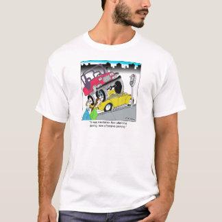 Offensives Parken T-Shirt