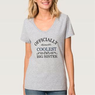 Offiziell die coolste große Schwester der Welt T-Shirt