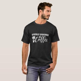 Offiziell gefördert durch Kaffee T-Shirt