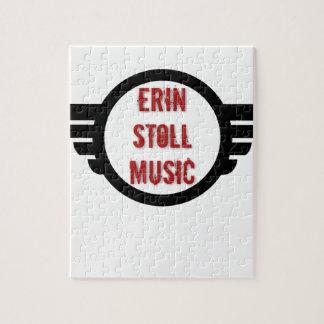 Offizieller Erin Stoll Musik-Flügel-Gang Puzzle