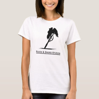 Offizieller Raben-u. Klinge-StützT - Shirt