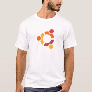 Offizielles androides Ubuntu T-Shirt