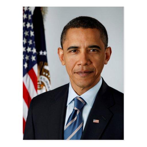 Offizielles Porträt von Präsidenten Barack Obama Postkarte - offizielles_portrat_von_prasidenten_barack_obama_postkarte-re0a0e3568f764fce9484ea22f50f9d9d_vgbaq_8byvr_512