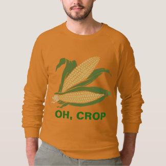 Oh Ernte, die Ausgabe bewirtschaftet Sweatshirt