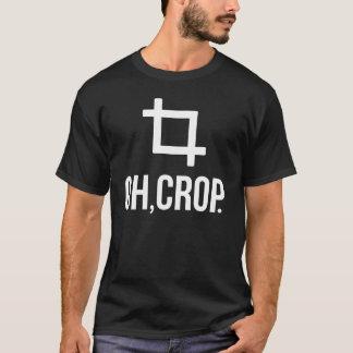"""""""Oh, Ernte."""" Shirt für Grafikdesigner"""