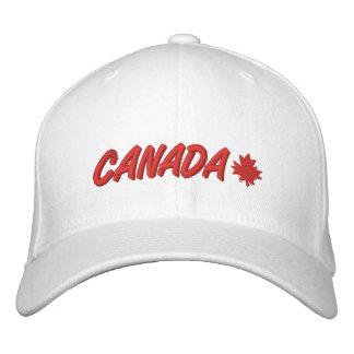 Oh Kanada Bestickte Mütze