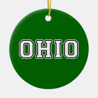 Ohio Keramik Ornament