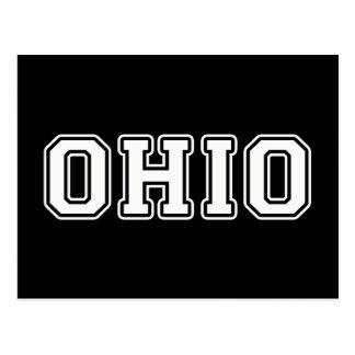 Ohio Postkarte