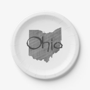 OhiopapierParty-Teller Pappteller