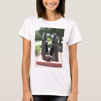 Oklahoma- Citystatuen T-Shirt