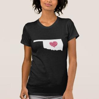 Oklahoma-Herz T-Shirt