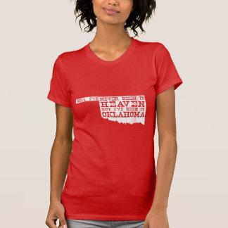 Oklahoma-Himmel T-Shirt