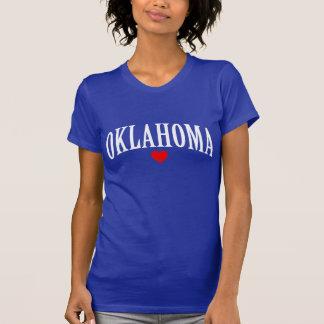 OKLAHOMA-LIEBE-STAATS-T-STÜCK T-Shirt