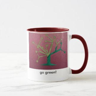 ökologische Thema-Tasse Tasse
