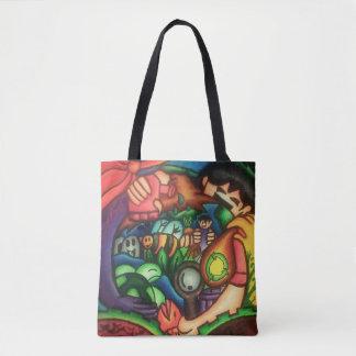 Ökosystem-Erhaltungs-Themed Taschen-Tasche