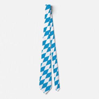 Oktoberfest, bayerische Flagge Individuelle Krawatten