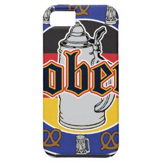 Oktoberfest Bier und Brezeln iPhone 5 Etui