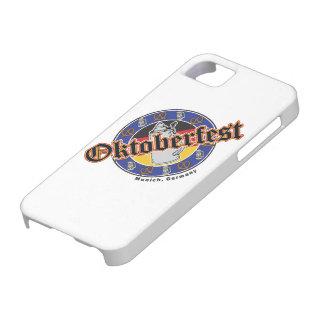 Oktoberfest Bier und Brezeln iPhone 5 Hülle