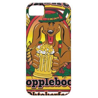Oktoberfest Dopplebock Dackel iPhone 5 Schutzhüllen