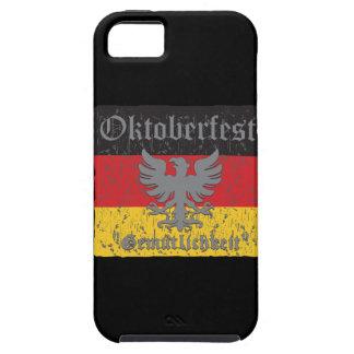 Oktoberfest Gemutlichkeit iPhone 5 Hülle