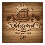 Oktoberfest kommen verbinden uns Einladung