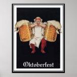 Oktoberfest Vintages Plakat