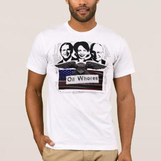 Öl-Dirnen T-Shirt