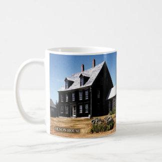 Olson-Haus-historische Tasse