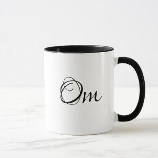 OM-Meditations-Yoga-Frauen-Kaffee-Tasse Tasse