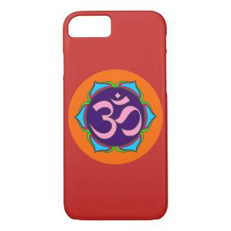 OM-Symbol heilige Buddhismusreligion iPhone 8/7 Hülle