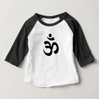 OM-Yoga-Symbol-Kleinkind-T - Shirt