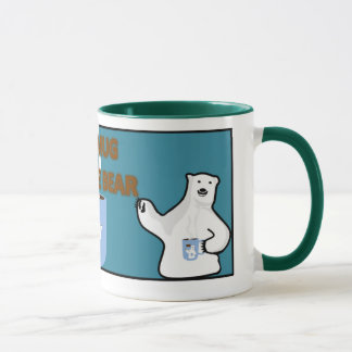 One Mug wird the Bear sein Tasse