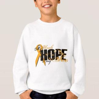 Onkel My Hero - Leukämie-Hoffnung Sweatshirt