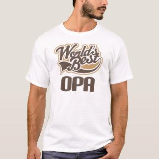 Opa Brown Geschenk T-Shirt