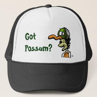 Opossum, Opossum erhalten? Truckerkappe